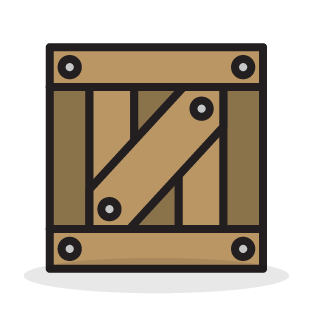Packing Design Icon