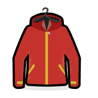 Garment Hanging Icon